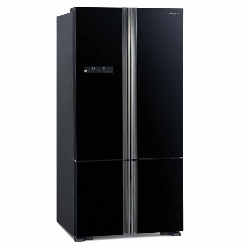 Многодверный холодильник HITACHI R-WB800PUC5GBK