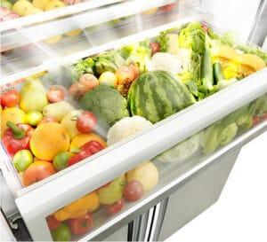 Для чого потрібна зона свіжості у побутовій холодильній техніці