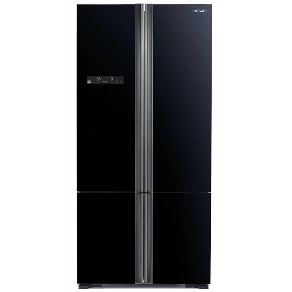 Многодверный холодильник HITACHI R-WB730PUC5GBK