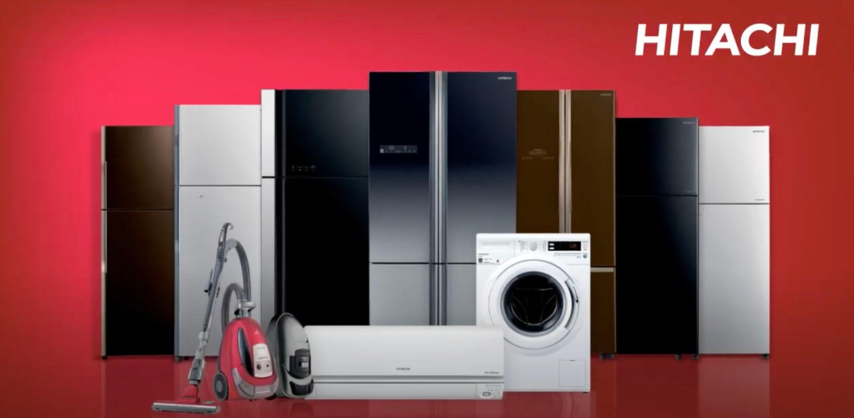 Топ холодильників Hitachi 2021
