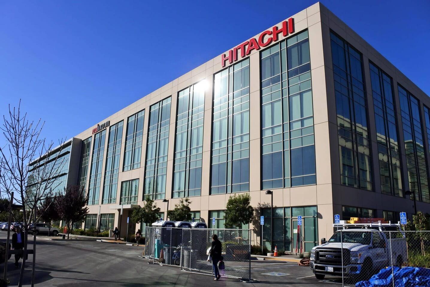 Де виробляють холодильники Hitachi